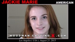 Access Jackie Marie casting in streaming. Pierre Woodman undress Jackie Marie, a American girl.