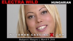 Access Electra Wild casting in streaming. Pierre Woodman undress Electra Wild, a Hungarian girl.
