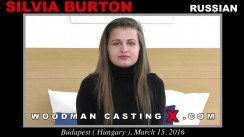 Watch Silvia Burton first XXX video. Pierre Woodman undress Silvia Burton, a Russian girl.