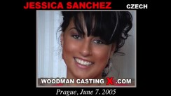 Download Jessica Sanchez casting video files. Pierre Woodman undress Jessica Sanchez, a  girl.