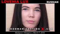 Watch Loveini Lux first XXX video. Pierre Woodman undress Loveini Lux, a Russian girl.