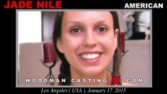 Access Jade Nile casting in streaming. Pierre Woodman undress Jade Nile, a American girl.