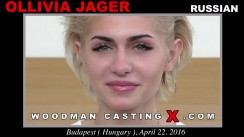 Download Ollivia Jager casting video files. Pierre Woodman undress Ollivia Jager, a Russian girl.
