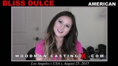 Check out this video of Bliss Dulce having an audition. Erotic meeting between Pierre Woodman and Bliss Dulce, a American girl.