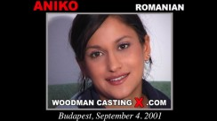 Check out this video of Aniko having an audition. Erotic meeting between Pierre Woodman and Aniko, a  girl.