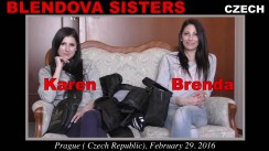 Watch Blendova Sisters first XXX video. A  girl, Blendova Sisters will have sex with Pierre Woodman.