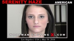 Check out this video of Serenity Haze having an audition. Pierre Woodman fuck Serenity Haze, American girl, in this video.