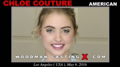 Download Chloe Couture casting video files. Pierre Woodman undress Chloe Couture, a American girl.