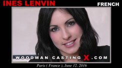 Check out this video of Ines Lenvin having an audition. Pierre Woodman fuck Ines Lenvin, French girl, in this video.