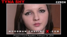 Sex Castings Tyna shy