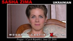 Watch our casting video of Sasha Zima. Erotic meeting between Pierre Woodman and Sasha Zima, a Ukrainian girl.