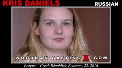 Download Kris Daniels casting video files. Pierre Woodman undress Kris Daniels, a Czech girl.