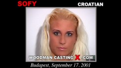 Check out this video of Sofy having an audition. Erotic meeting between Pierre Woodman and Sofy, a Croatian girl.