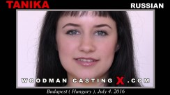 Check out this video of Tanika having an audition. Erotic meeting between Pierre Woodman and Tanika, a Russian girl.