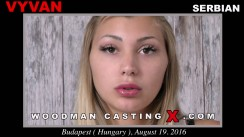 Check out this video of Vyvan Hill having an audition. Erotic meeting between Pierre Woodman and Vyvan Hill, a Serbian girl.