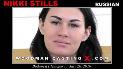 Access Nikki Stills casting in streaming. Pierre Woodman undress Nikki Stills, a Russian girl.