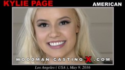 Check out this video of Kylie Page having an audition. Erotic meeting between Pierre Woodman and Kylie Page, a American girl.