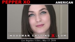 Watch our casting video of Pepper Xo. Erotic meeting between Pierre Woodman and Pepper Xo, a American girl.