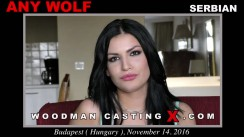 Casting of ANY WOLF video