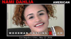 Watch our casting video of Nami Dahlia. Erotic meeting between Pierre Woodman and Nami Dahlia, a American girl.