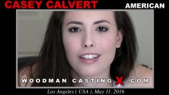 Check out this video of Casey Calvert having an audition. Pierre Woodman fuck Casey Calvert, American girl, in this video.