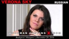 Download Verona Sky casting video files. Pierre Woodman undress Verona Sky, a Russian girl.