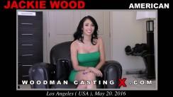 Watch our casting video of Jackie Wood. Erotic meeting between Pierre Woodman and Jackie Wood, a American girl.